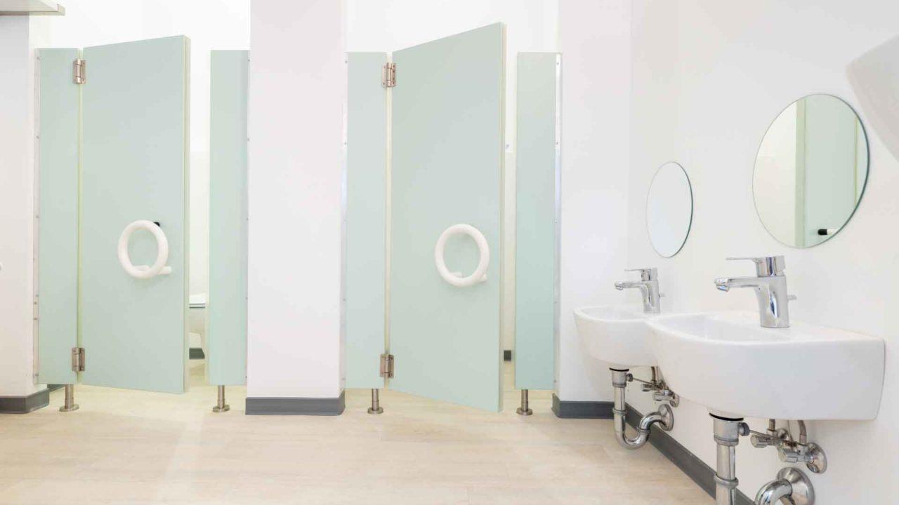 toiletten und waschräume der kita alsterstürmer